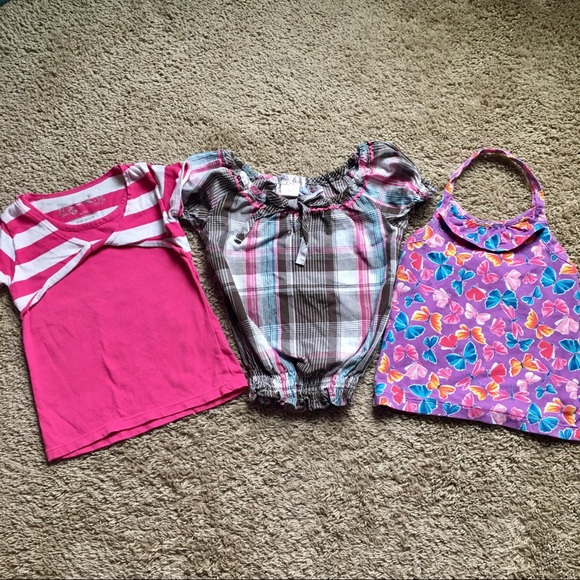 Girls Tops Size 5/6